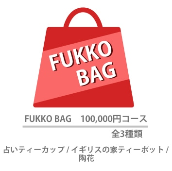 FUKKO BAG 100,000円コース 全3種類