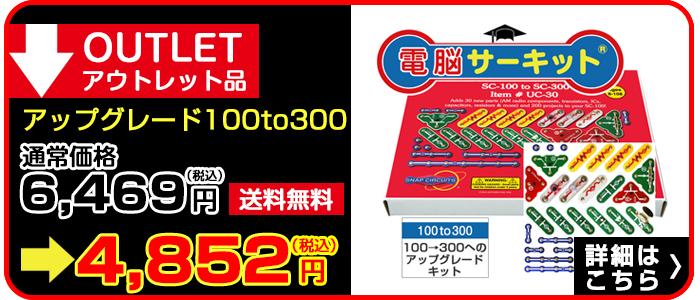 電脳サーキット100to300 アウトレット