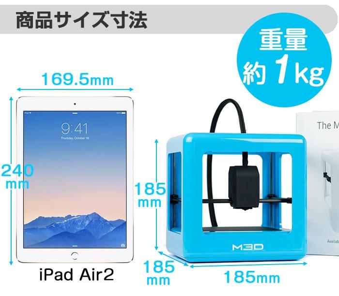 The Micro Plus商品サイズ寸法