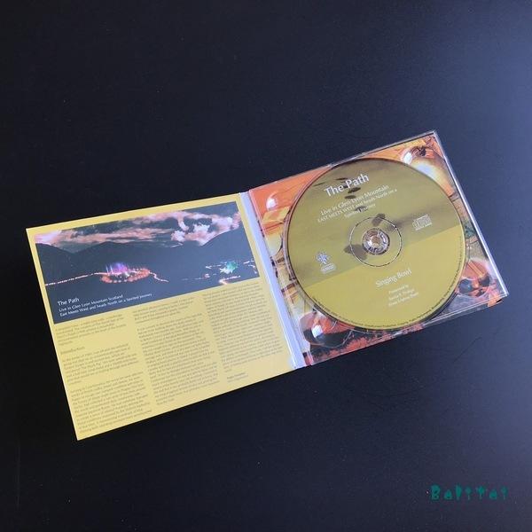 シンギングボールCD/Clear Light/サンタ・ラトナ・シャキア