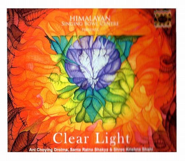 シンギングボールCD/サンタ・ラトナ・シャキア/Clear Light