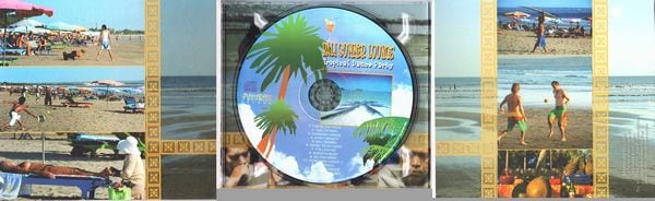 CD,Tropical Dance Party