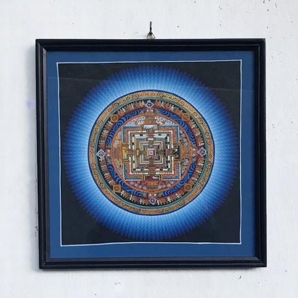 曼荼羅/マンダラ/タンカ/ネパール雑貨