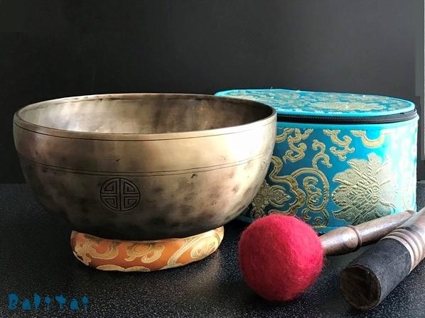 フルムーンボール/シンギングボール/サンタ・ラトナ・シャキア工房