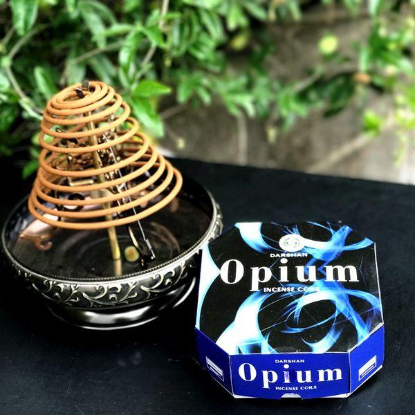 渦巻き香・オピウム