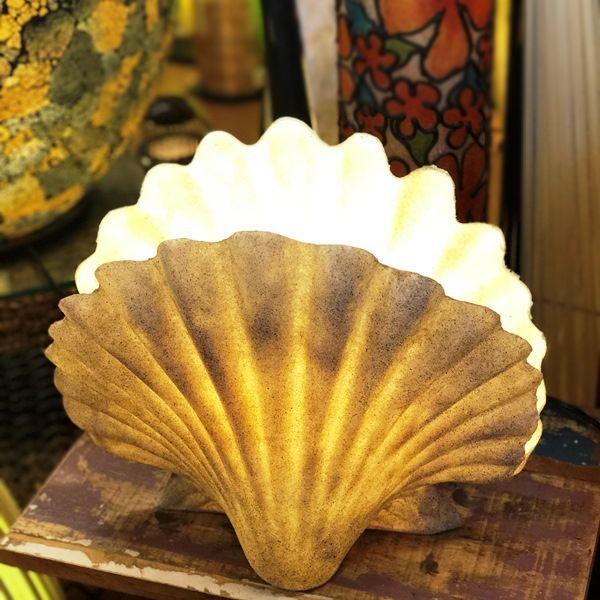 貝ランプ/シャコ貝ランプ