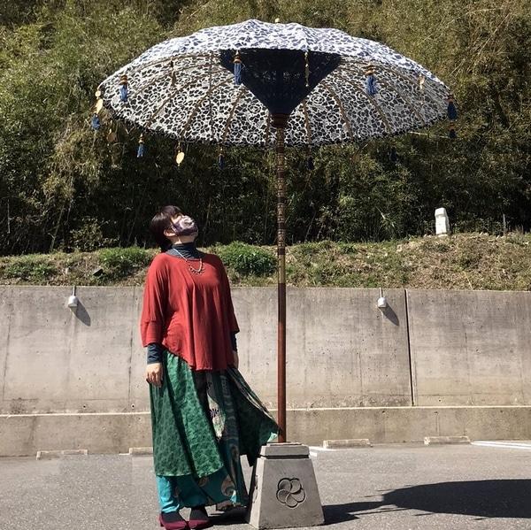 パユン バリ傘