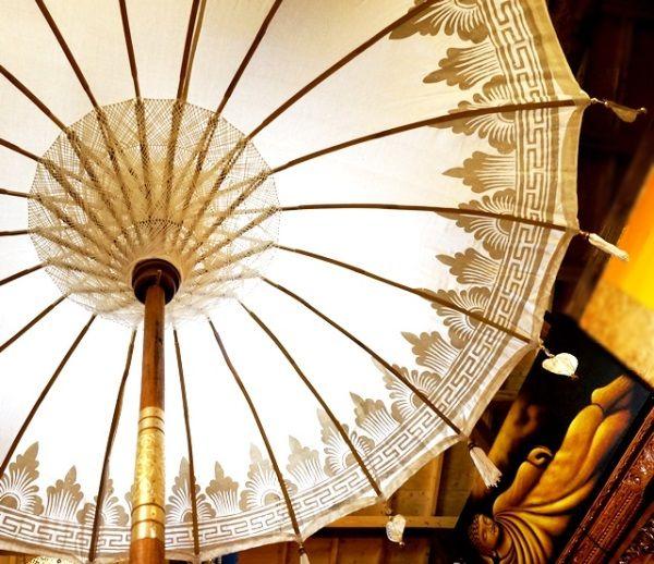 パユン/バリ傘
