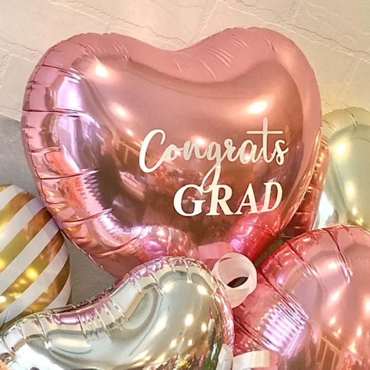 卒業おめでとうバルーン