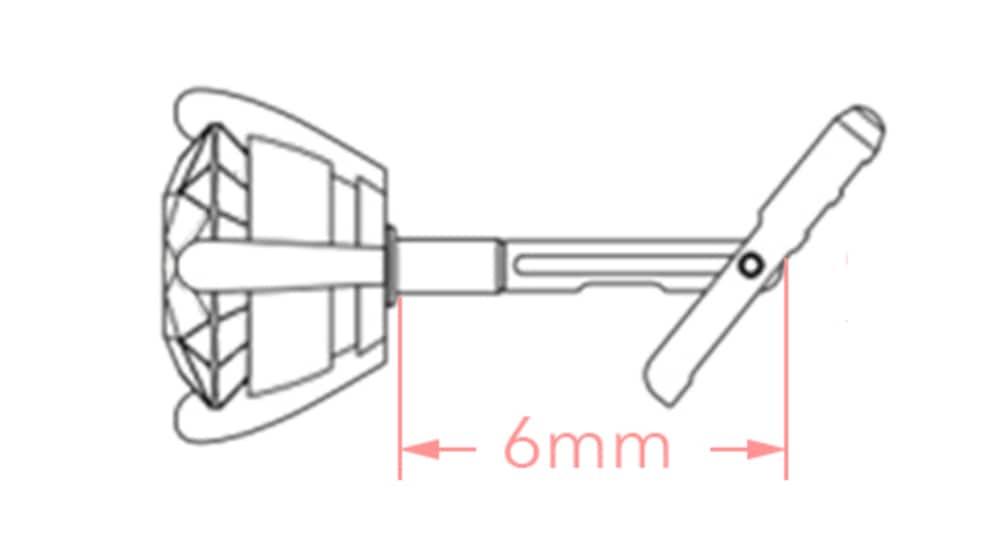 図:最短の長さ
