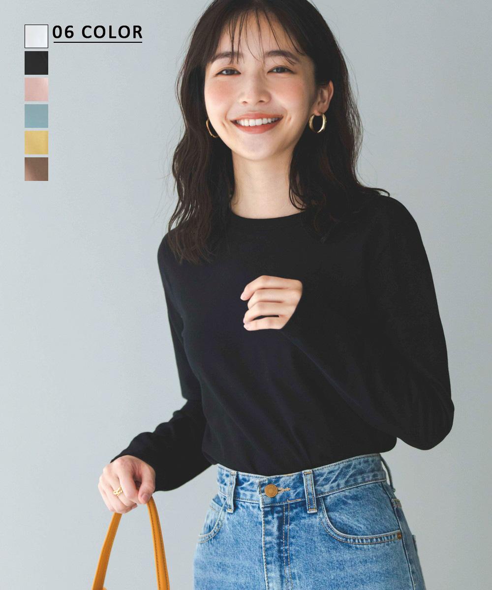 【9/28 NEW】フライス長袖Tシャツ