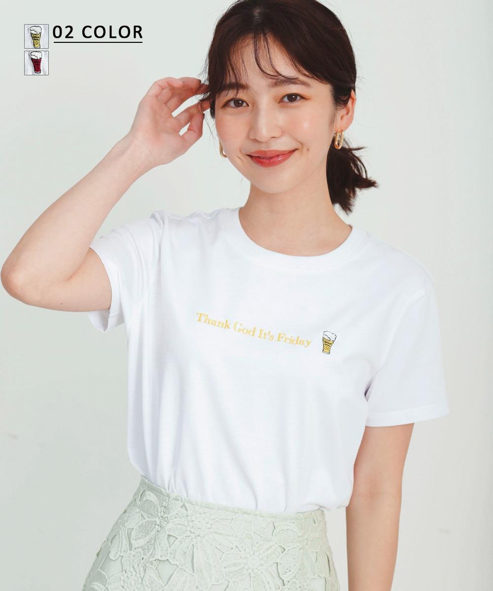 【5/28 NEW】TGIFTシャツ