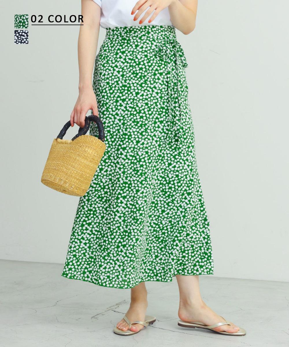 【7/2 NEW】MAAYA DESIGN ナロースカート
