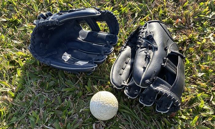 速い球を投げるためのトレーニングボール