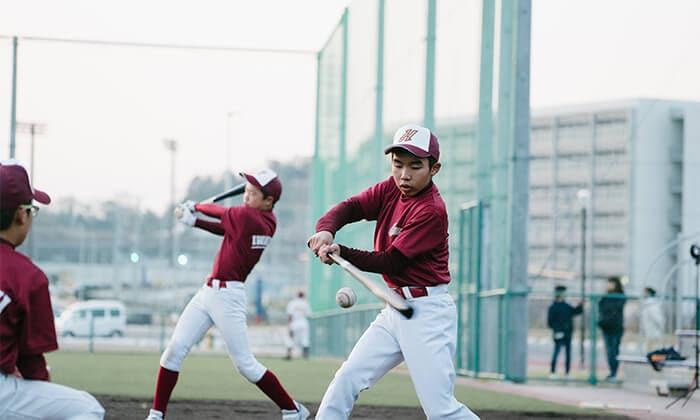 少年野球のミート力アップ打撃練習方法は?