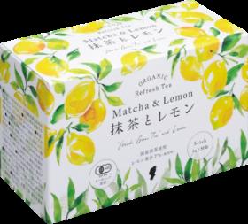 オーガニック 抹茶&レモン