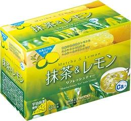 抹茶&レモン210g(7g×30本)