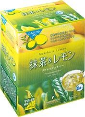 抹茶&レモン ファミリー504g(7g×72本)