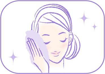 酵素洗顔パウダーのご使用方法03