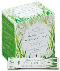 グリーングリーン(青汁)スティックファミリー150g