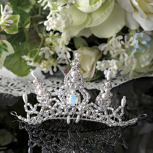 Beads Jewelry Mariage〜マリアージュ〜(ティアラ)