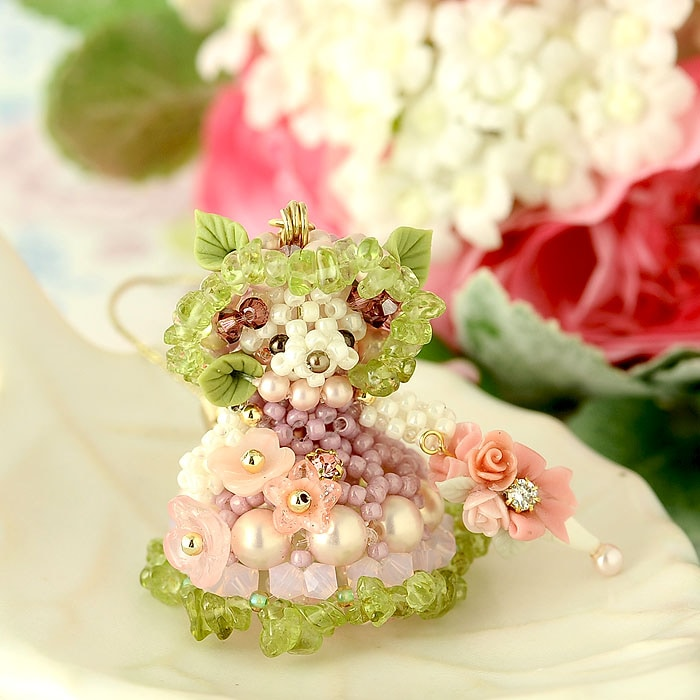 季節限定!!紫陽花の妖精 ピンク