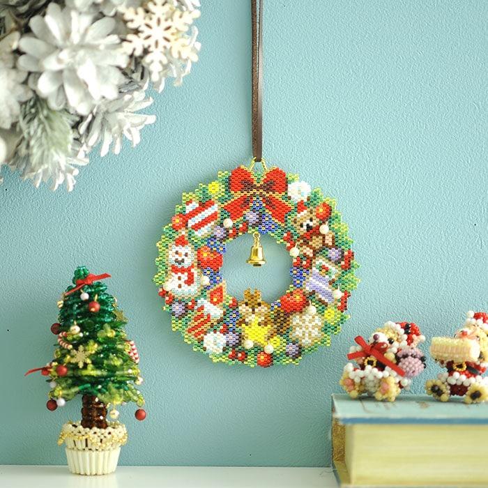 ステッチリース〜MerryChristmas〜