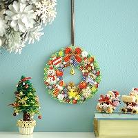 ステッチリース〜Merry Christmas〜
