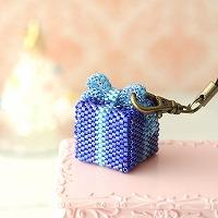 Gift box(青)