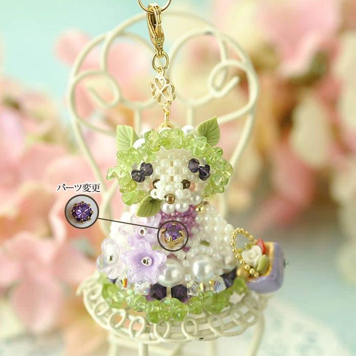 季節限定!!紫陽花の妖精 パープル