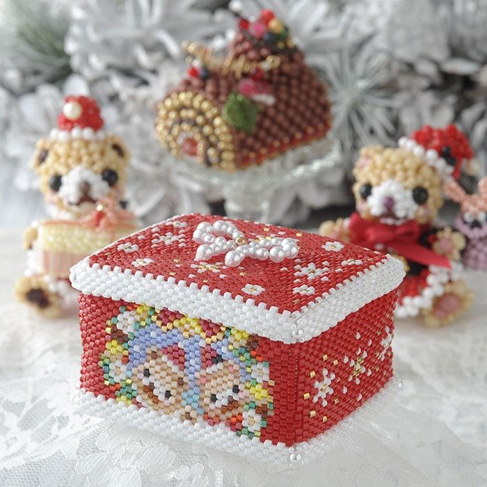 ステッチボックス〜Merry Christmas〜