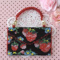 Strawberry Garden ブラック