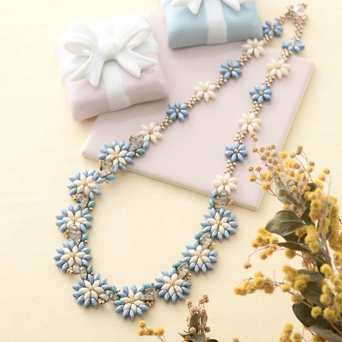 Blooming ブルー