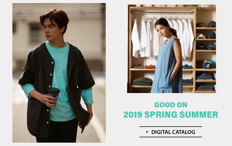 Catalog 2019 SPRING SUMMER