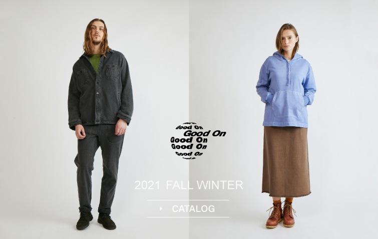 2021 Fall Winter CATALOG