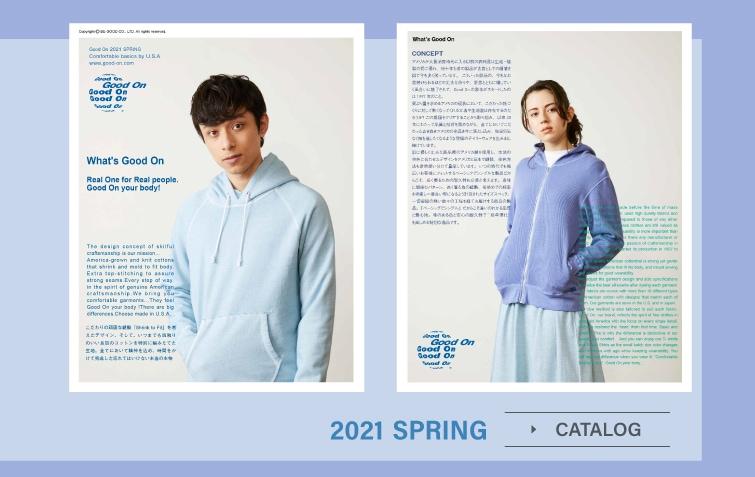 Catalog  2021 spring