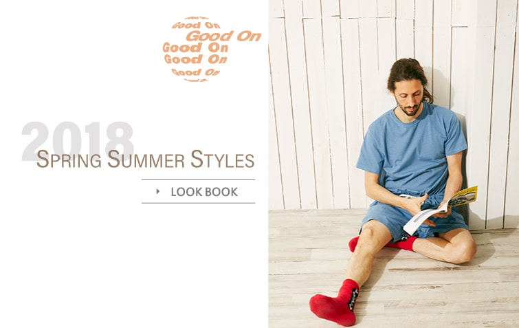 Look book 2018 SS