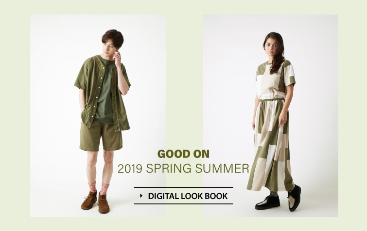 LOOKBOOK 2019 SPRING SUMMER