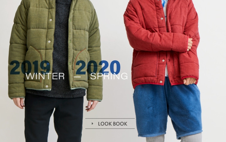 lookbook 2019 winter 2020 spring