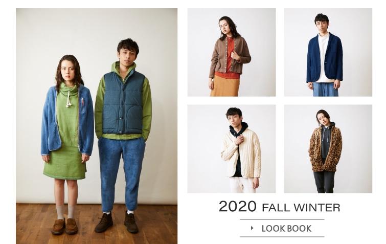 LOOKBOOK 2020 fall winter