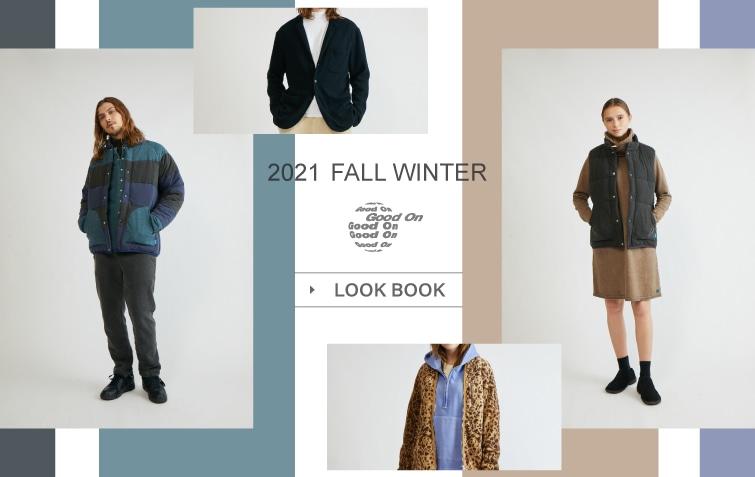 2021 Fall Winter LOOKBOOK