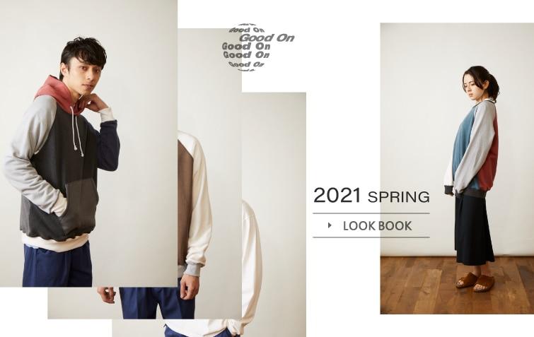 look book  2021 spring