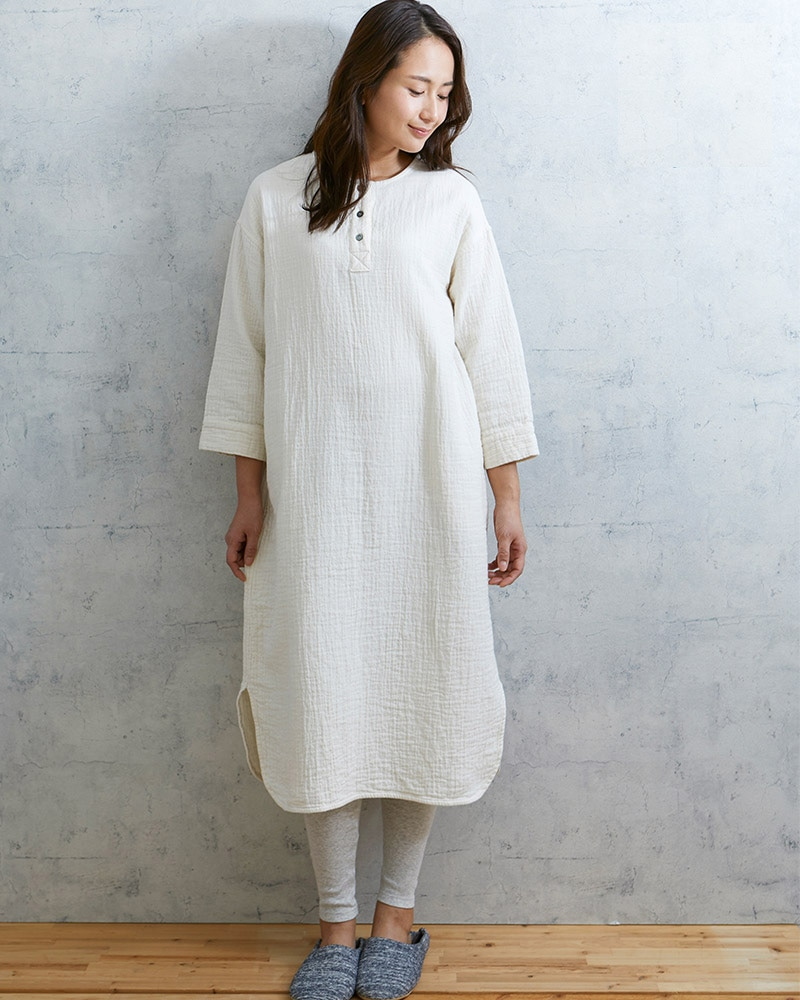 大人の産衣パジャマ5