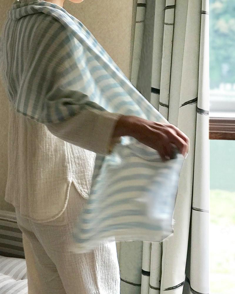 大人の産衣パジャマ9
