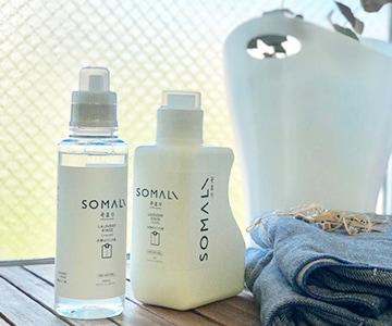 SOMALI 衣類のリンス