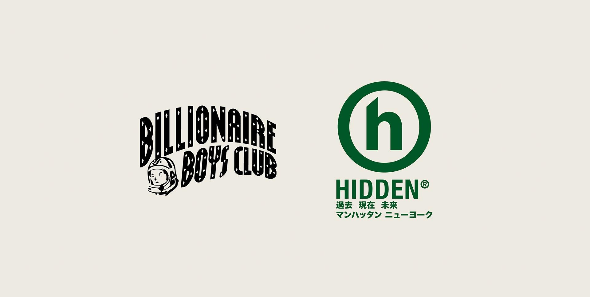 BILLIONAIRE BOYS CLUB x HIDDEN