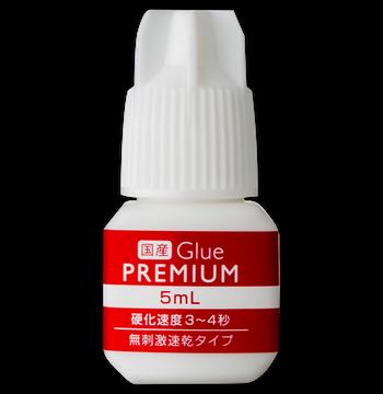 国産Glue PREMIUM 無刺激速乾5ml