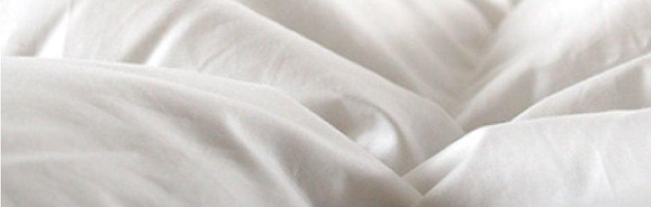 保温性につつまれる/掛け布団と眠り
