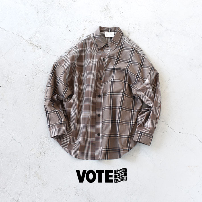 VOTE MAKE NEW CLOTHES(ヴォートメイクニュークローズ)