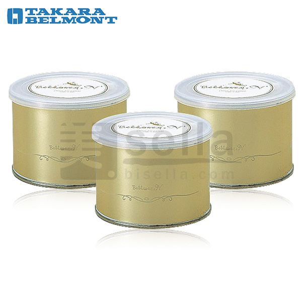 ランキング9位 タカラ脱毛ワックス・ベルハニーN400g×3缶